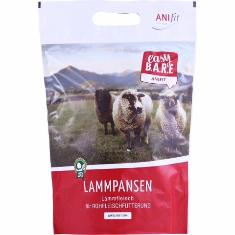Easy Barf Lammpansen 150g (1 Piece)